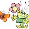 Rákosníček RA_38 s motýlkem